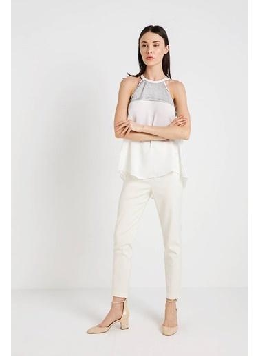 Fracomina Bluz Beyaz